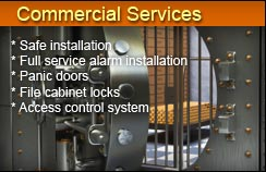 Shoreline commercial locksmith
